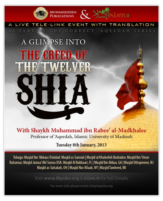 A Glimpse Into The Creed of The Twelver Shi' a
