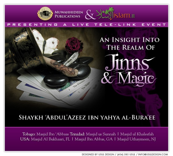 An Insight into The Realm of Jinns and Magic by Shaykh 'Abdul'Azeez al-Bura'ee