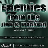 Enemies from the Jinn and Mankind