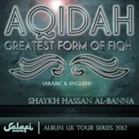 Aqidah Greatest form of Fiqh